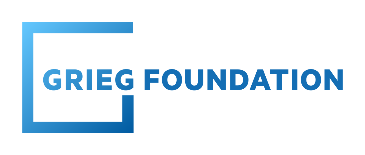 Logo Grieg fondation